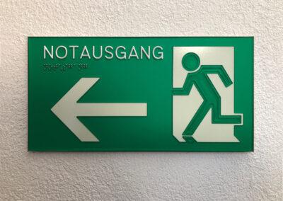 """Barrierefrei-Konzept """"Altes Pfarrheim"""" Kindsbach"""